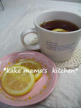 はちみつレモン♡♥紅茶