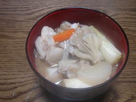 じゃっぱ汁(青森郷土料理その3)
