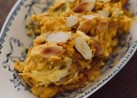 ☆かぼちゃのクリームチーズサラダ☆