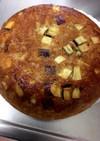 炊飯器&HMで蜂蜜さつま芋のホットケーキ