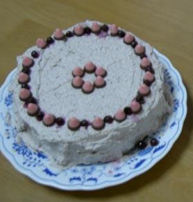 アポロの生チョコケーキ