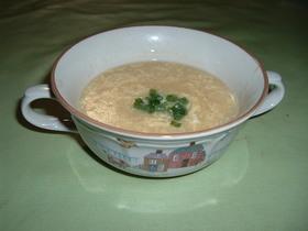 ○○亭風☆スウィートコーンの中華風スープ