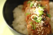 マグロの生姜味噌焼きの写真