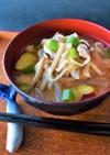 乾燥野菜でめった汁(石川県 郷土料理)