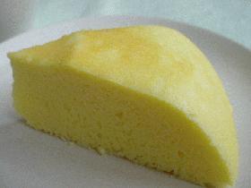 簡単ちーずケーキ