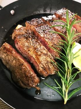 簡単に作れる!ステーキの基本
