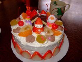 簡単 ミルクスポンジケーキ