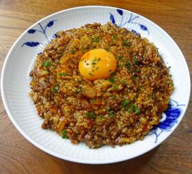 名古屋風味噌ハヤシライス