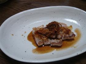 ポークジンジャー(もしくは豚の生姜焼き)