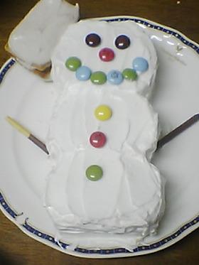失敗なし!簡単クリスマスケーキその3