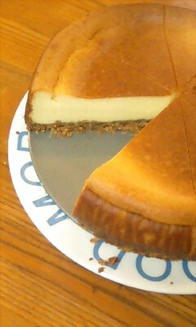 絶品!!チーズケーキ♪