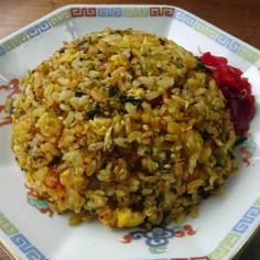 ピリ辛高菜炒飯