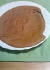 糖質制限 大豆粉のチョコ風味パンケーキ