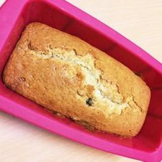 ボウル1つでOK!簡単パウンドケーキ