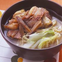 豚角煮ラーメン