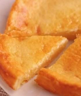 ♡HMとスライスチーズでチーズケーキ♡