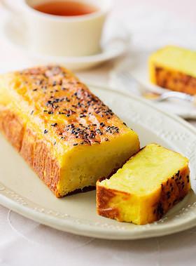 甘酒とさつまいものチーズケーキ