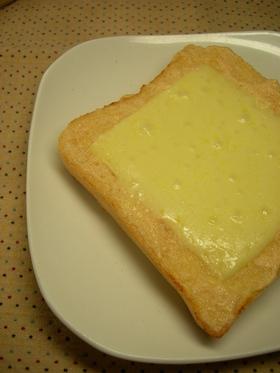 明太マヨのチーズトースト☆