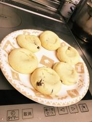 HMで作れる!カントリーマアム風クッキーの写真