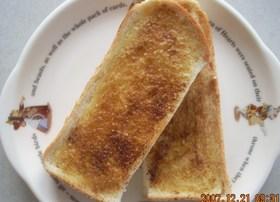 焼きそば?味なトースト