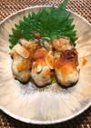 牡蠣のキムチベース漬け(むーひ味)