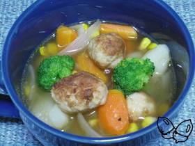 ◆野菜たっぷりスープ or  ポトフ?◆