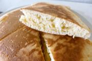 ライスミルクでホットケーキ☆パンケーキの写真