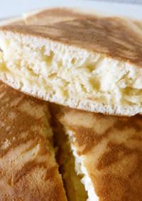 ライスミルクでホットケーキ☆パンケーキ