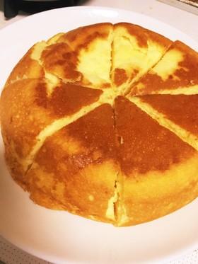 子どもも大好き炊飯器でチーズケーキ☆