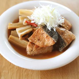 秋鮭とれんこんの中華南蛮漬け