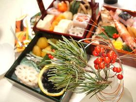 赤カブで簡単おせち料理&型抜き煮しめ♡