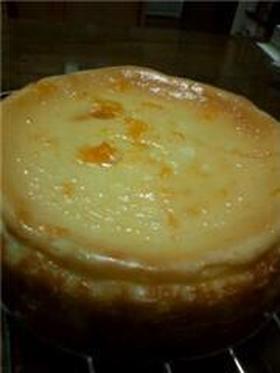 ブランデーチーズケーキ
