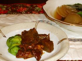コラーゲンを食べる!牛筋肉とスープの活用