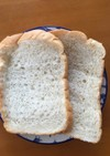 HBで柔らかモチモチ食パン