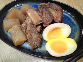 豚スペアリブと冬瓜の煮物