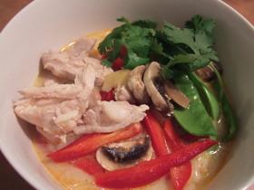シンガポール料理を手軽に♪あっさりラクサ