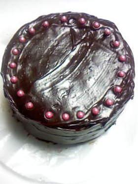 濃厚♥チョコレートケーキ