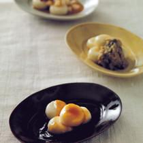 豆腐白玉団子