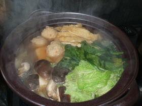 ちゃんこ鍋