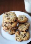 アメリカンなチョコザクザククッキー