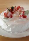 ワンコ用ケーキ 基本