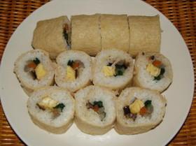 揚げの巻き寿司