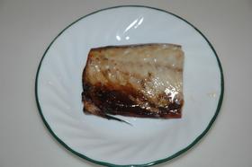 簡単に美味しい☆鯖の味噌焼き