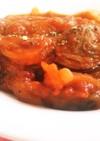砂肝の柔らかトマト煮込み★バル風おつまみ