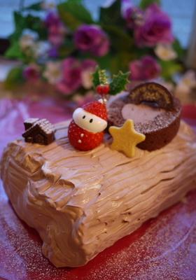 簡単♪急場しのぎのケーキ♡カツオ風