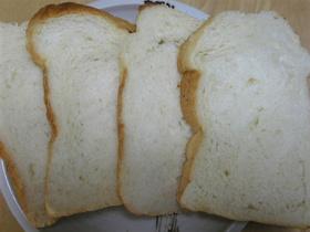 薄力粉でフワフワ~食パン☆