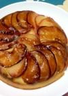 炊飯器で美味、りんごチーズケーキHM