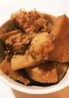 筍と鶏胸肉の煮物