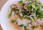 かぶのカルパッチョ〜10分で副菜〜