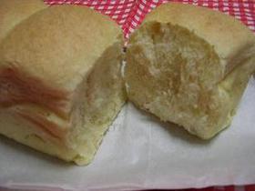 中力粉で山形食パン